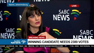 Ronald Lamola on 54th ANC national elective conference