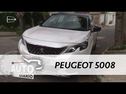 Auto Diário avalia Peugeot 5008