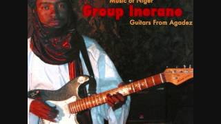 Sublime Frequencies: Group Inerane - Guitars From Agadez (Music of Niger) 2007