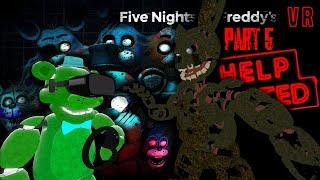 five nights at freddy's vr help wanted part 5 - TH-Clip