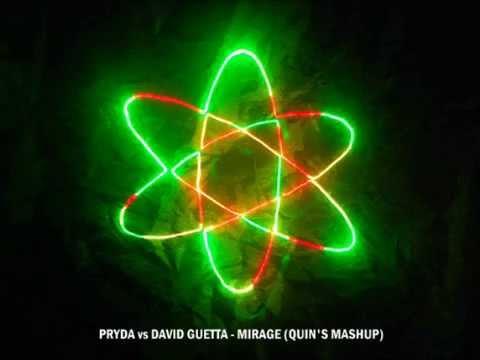 Pryda vs David Guetta - Mirage (Quin's Mashup)