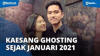 Kaesang Disebut Ghosting Sejak Januari 2021, Kakak Felicia: Sudah Melamar di Desember 2020