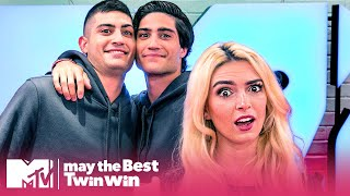 She's Dating Twins?! 🤯 A Dream Or... Nightmare? | May the Best Twin Win | MTV