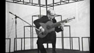 Narciso Yepes Bach  Prelude and Bourree