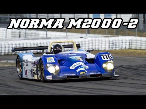 2003 Norma M2000-2 - BIG V8 sounds at Spa & Nürburgring 2018