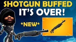 DAEQUAN *NEW* SHOTGUN & UPDATE | GOING OFF! HIGH KILL FUNNY GAME - (Fortnite Battle Royale)