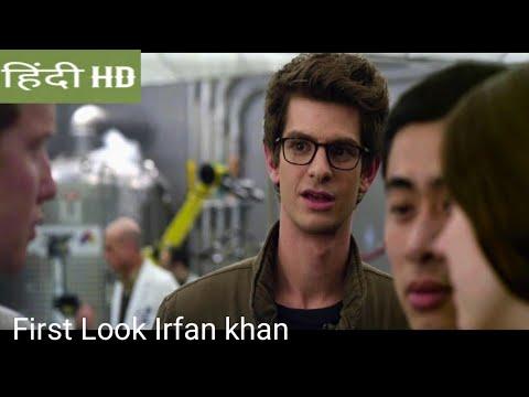 The Amazing Spider -man 2012 Hindi movie clips#movie clips Hindi.