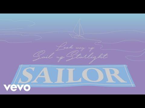 GAC (Gamaliél Audrey Cantika) - Sailor (Official Lyric Video)