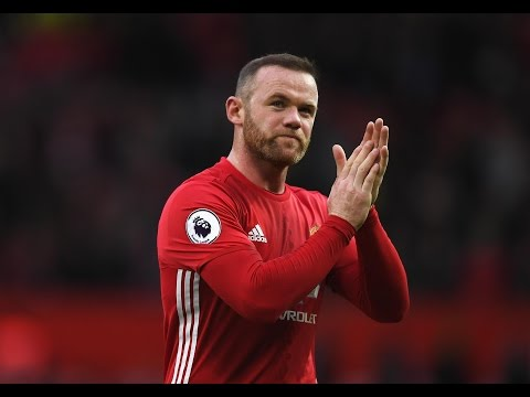 Wayne Rooney - Best Skills & Goals 2017 - HD