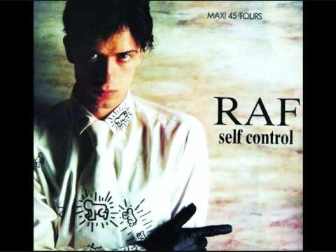 "RAF - Self Control (The Original) 12"" / STEREO"