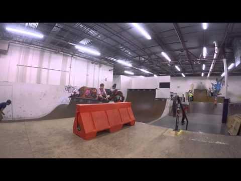 Lm skatepark summer camp 2015