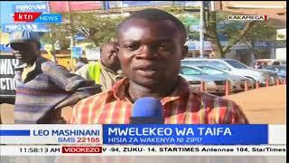 Maoni ya wakaazi wa Kakamega kuhusu mwelekeo wa taifa