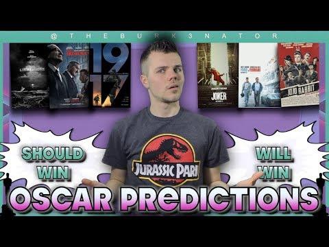 2020 Oscar Winners Predictions