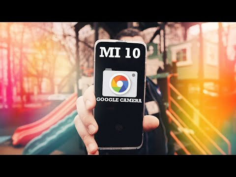 Xiaomi Mi 10 Google Camera