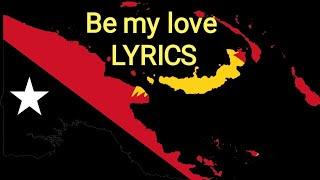 Kali-D  - Be my love   Lyric video  