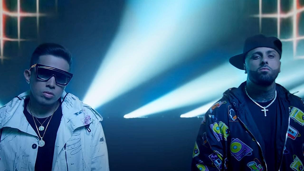 De La Ghetto, Nicky Jam — Sube La Music