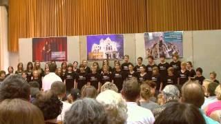 Volksopern Kinder Chor Abschlusskonzert 2011