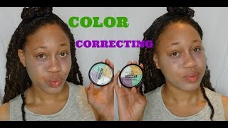 Color Correcting | Wet N Wild Coverall Correcting Palette | Euniycemari