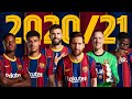 ? This is the 2020/21 OFFICIAL BARÇA SQUAD ?