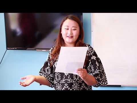 Studying English at CanPacific-Toronto_ YoungJoo (Korea)