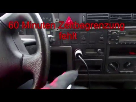 Sitzheizung hat Fahrzeug-Batterie entladen