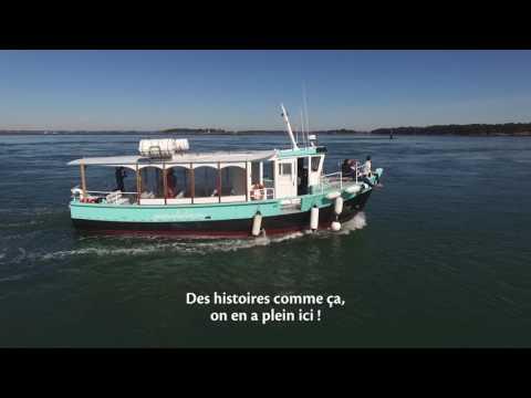 Arzon Presqu'île de Rhuys-Sensation Bretagne
