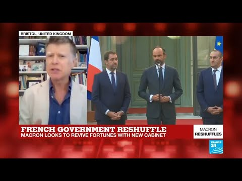 France cabinet reshuffle: what are the biggest challenges for Macron's government?
