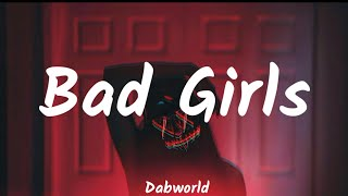 M.I.A - Bad Girls (Lyrics) - YouTube