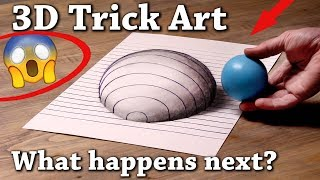 10 Optical Illusion Drawings To Test Your Brain!