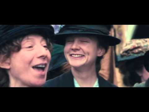 SUFFRAGETTE - LOOK FOR IT ON BLU-RAY & DVD