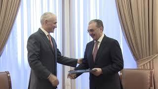Հայաստանի ԱԳ նախարարն ընդունեց ՄԱԿ-ի բնակչության հիմնադրամի նորանշանակ մշտական ներկայացուցչին