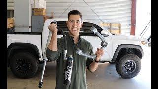 fox suspension tacoma - मुफ्त ऑनलाइन वीडियो