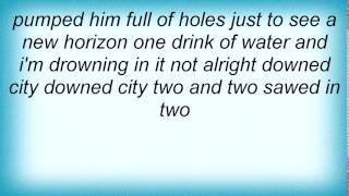 Fugazi - Downed City Lyrics