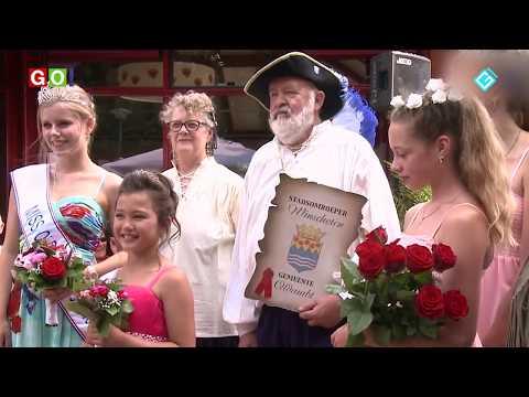 Geert Veen, Stadsomroeper gemeente Winschoten draagt de bel over aan zijn zoon - RTV GO! Omroep Gemeente Oldambt