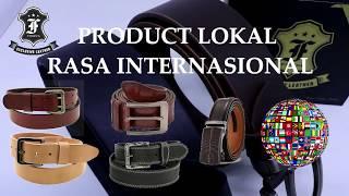 Ikat pinggang kulit asli - sabuk kulit asli - sabuk kulit sapi - genuine leather belt