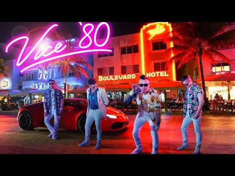 80's Tribute Band - Vice '80 Video