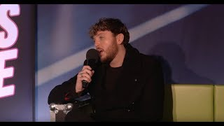 James Arthur Reveals What It Was Like Working With Anne Marie On 'Rewrite The Stars'