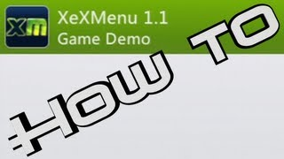 How To Get XexMenu For Xbox With A Usb - Full Tutorial + Download Links