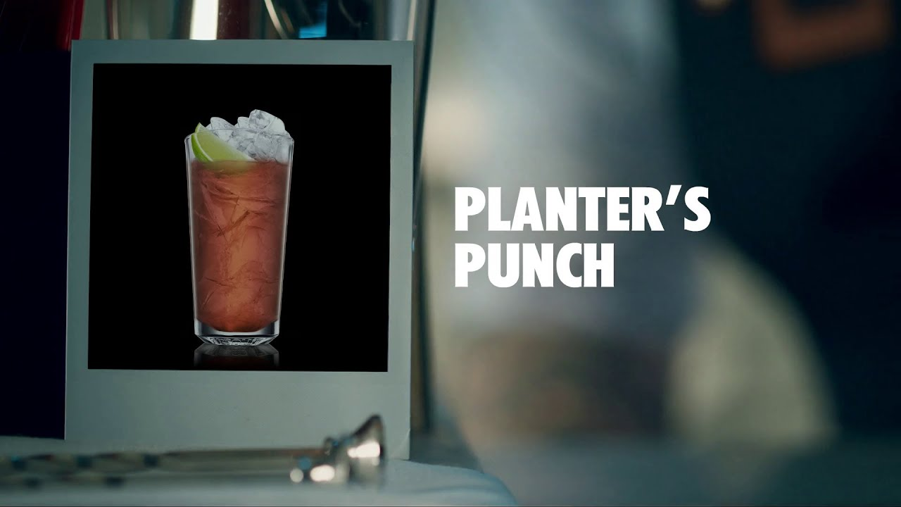 Planter's Punch Przepis | Absolut Drinks on