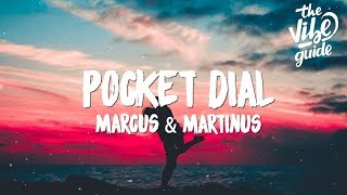 Marcus & Martinus   Pocket Dial (Lyrics)