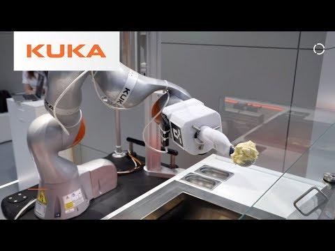 Finalist Spotlight - Dynamic Robotic Manipulation - KUKA Innovation Award 2018