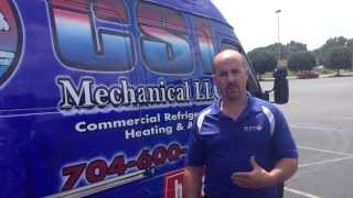 EZlocal Customer Review from CSI Mechanical in Shelby NC
