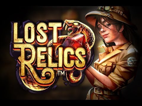 Lost Relics från NetEnt