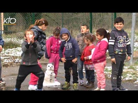 Un village d'insertion pour les Roms