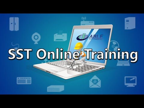 How to take SST Online Courses - YouTube