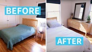 Minimal, Masculine Bedroom Design (Girlfriend Approved)