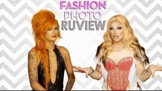 RuPaul's Drag Race Fashion Photo RuView with Raja and Raven - Episode 2