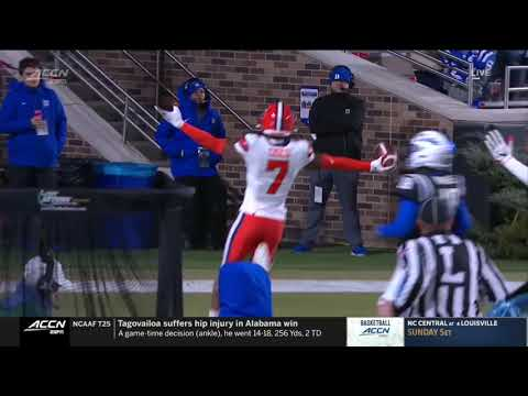 Highlights | Syracuse at Duke
