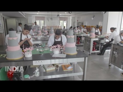 Inside India's first international baking academy
