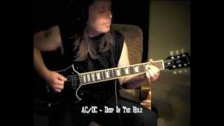 AC / DC - Deep In The Hole (Guitar Cover)